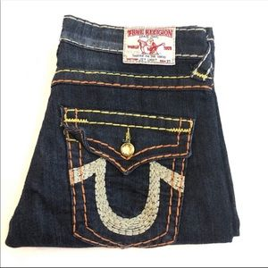 True Religion Joey Super T Jeans Size 27